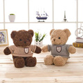 25cm Mini Teddy Bear Plush Toy Cute High Quality Stuffed  Bear Soft Kids Toys Baby Huggable Doll Children Girls Gifts