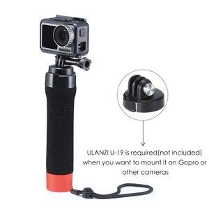 Image 4 - Ulanzi U 11 Universal Floaty Stick for Gopro Osmo Action EKEN Yi Sjcam Swim Float Selfie Monopod Action Camera Accessoires