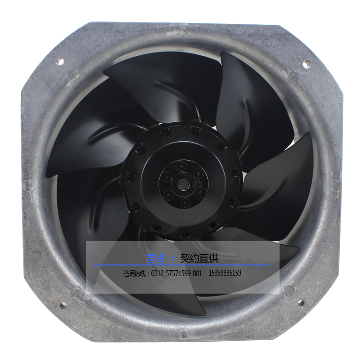 NEW ebmpapst PAPST W2E200-HK38-C01 22580 230V Axial system enclosure cooling fanNEW ebmpapst PAPST W2E200-HK38-C01 22580 230V Axial system enclosure cooling fan