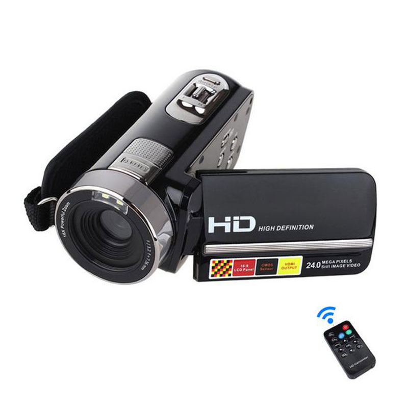ФОТО NEW Digital Video Camera Camcorder Full HD 1080P 24MP DV DVR 3