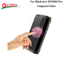ocolor For Blackview BV6800 Pro Tempered Glass 9H Front Glass Screen Protector 5.7'' For Blackview BV6800 Pro Ultra-Thin Film(China)