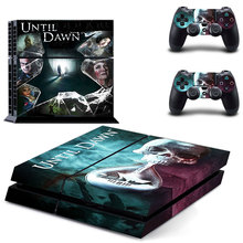 Until Dawn PS4 Skin Sticker