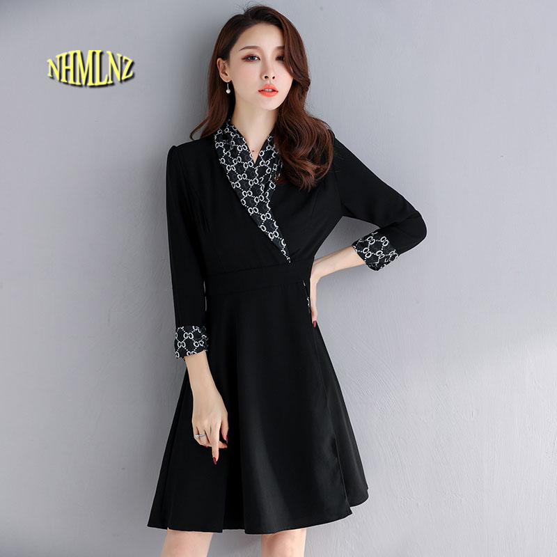 New Spring Girls's clothes Free Plus measurement Elegant Costume Horny V-neck Clothes informal Workplace Feminine Costume Glamour girls OK751 Clothes, Low-cost Clothes, New Spring Girls's clothes Free Plus measurement...