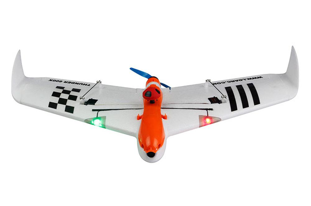 LeadingStar Kingkong/LDARC THUNDER 600X 656mm Wingspan EPO FPV RC Airplane Kit image