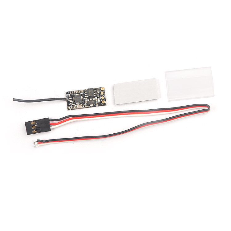 Ultra small Flysky Receiver Compatible 6CH Transmitter TX PPM Telemetry for RC Model FPV Racing Drone