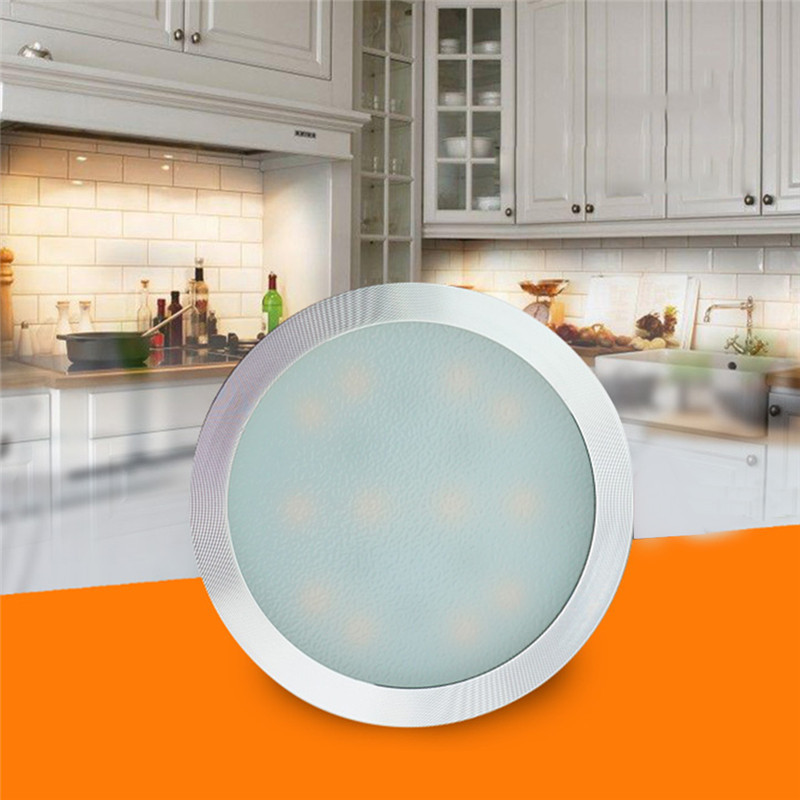 Under Cabinet Lights Motion Sensor PIR Closet Kitchen LED Night ...