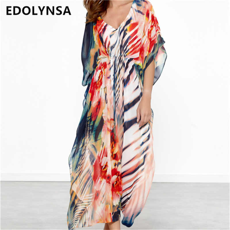 7e698930ff Detail Feedback Questions about Bohemian Printed Tiger Striped Tunic ...