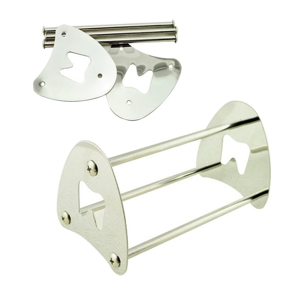 Dental Stainless Steel Stand Holder For Orthodontic Pliers Forceps Scissors Stand