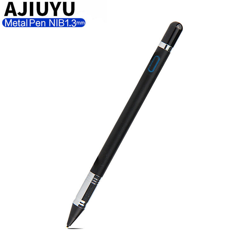 Pen Active Stylus Capacitive Touch Screen For Cube Mix Plus T8 Alldocube U78 u83 KNote iWork 1X 10 Pro T12 Power M3 Tablet Case new touch screen digitizer for 11 6 cube iwork 1x i30 tablet touch panel glass sensor replacement parts iwork 1x i30 i 30 touch