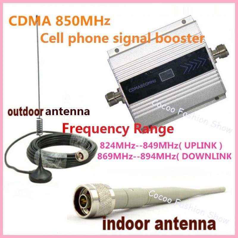 ЖК-дисплей UMTS GSM CDMA 850 мГц 2 г 3g 4G беспроводной мобильный телефон повторитель усилитель сигнала повторитель сигнала усилитель + кабель + антен...
