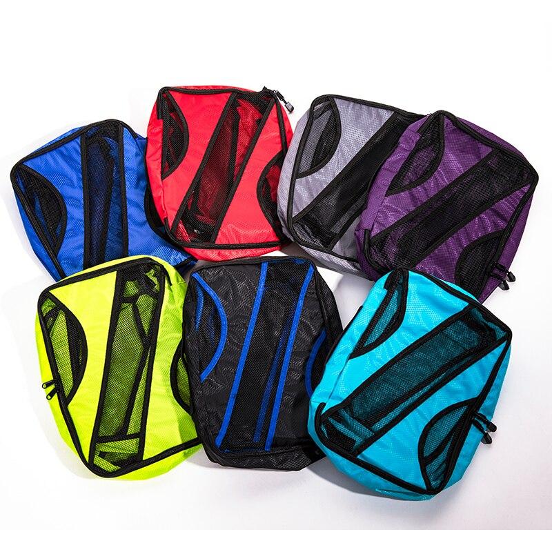 QINYIN  Large Capacity Of Clothing Sorting Organize Bag 5pcs/set Packing Cube Waterproof Travel Bag One Set Men Women Bags