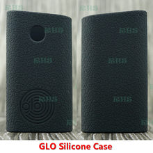 RHS Factory price high quality Silicone Case for GLO case and five classic colors silicone cover for GLO free shipping(China)