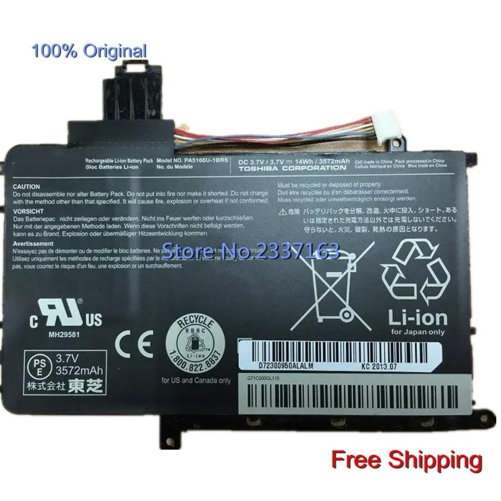 IECWANX 100% new Laptop Battery PA5166U-1BRS (3.7V 14WH 3572mAH) for Toshiba PA5166U-1BRS Tablet PC