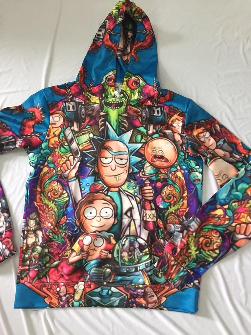 Art 3D Unisex Sweatshirt Men Brand Hoodie Casual Tracksuit Pullover Anime Hoodie 20