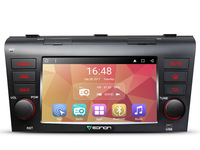 7 Quad Core Android 6 0 OS Car Multimedia GPS Radio For Mazda 3 2004 2009