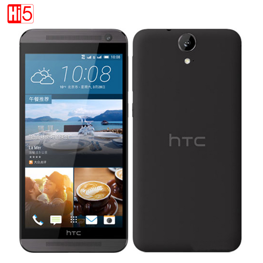 HTC One E9 Mobile Phone Octa Core 2G RAM 16G ROM 2800mAh MTK6795 5.5 inch FHD 13MP 1920 x 1080 FDD-LTE Cellphone image