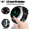 Smart Armband LUIK IP67 Fitness Waterdicht Horloge Bluetooth Verbinding Android Ios Bloeddrukmeter Stappenteller Polsband