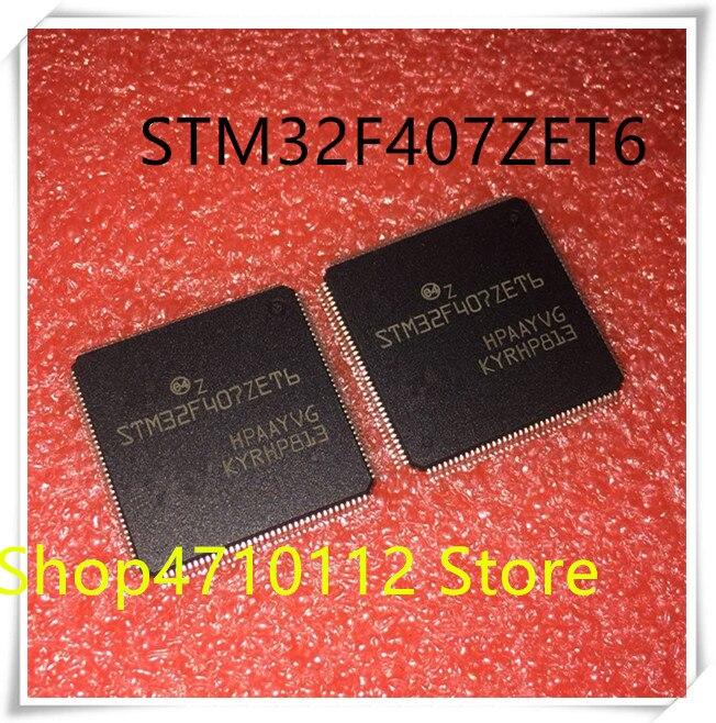 NEW 5PCS LOT STM32F407ZET6 STM32F407ZE STM32F407 LQFP 144 IC