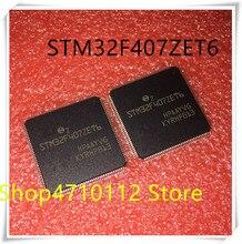NEW 5PCS/LOT STM32F407ZET6 STM32F407ZE STM32F407 LQFP-144 IC
