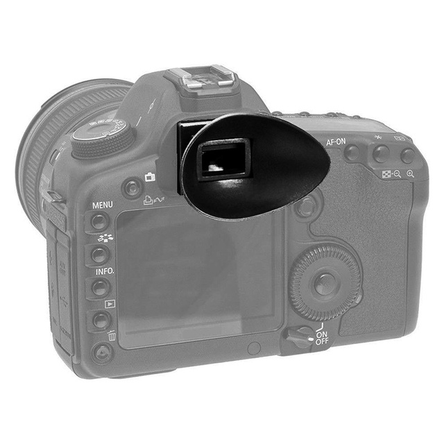 Foleto copo de olho de borracha 22mm, para nikon d90 d80 d70 d610 d750 d7000 d600 fm10 f70 d300, d200, câmera d100