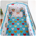 The Best Kid's Bedding Set Handmade Baby Girl And Boy Crib Bedding Sets Baby Crib Cot Bedding Sets Mom's Best Choice