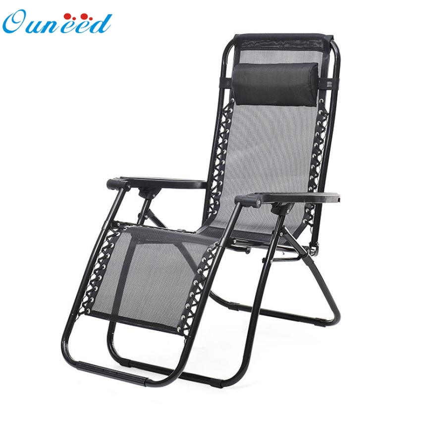 outdoor zero gravity lounge chair beach patio pool yard folding recliner - Zero Gravity Lounge Chair