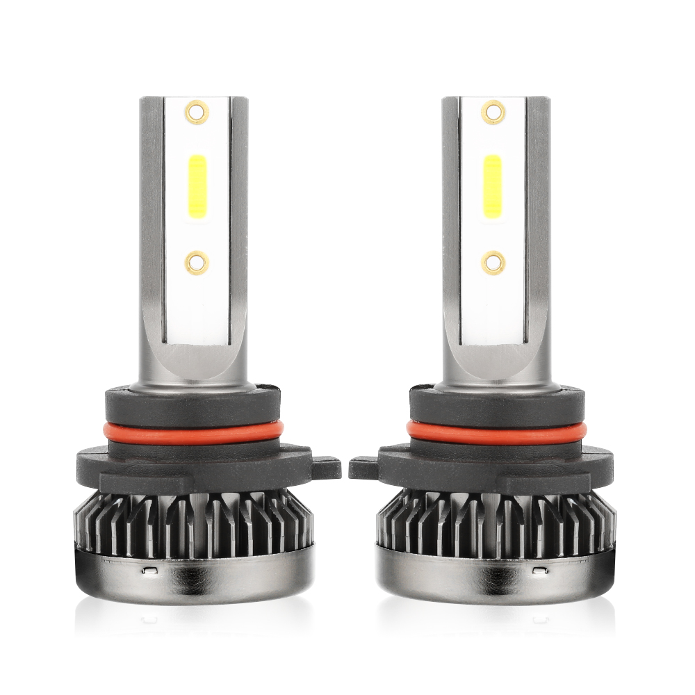 2pcs <font><b>LED</b></font> Headlight H7 HB4 HB3 H11 H1 <font><b>LED</b></font> <font><b>Lamp</b></font> COB Car Light 10000LM Bulbs 6000K White 110W Auto Headlamp <font><b>Led</b></font> Light Kit image