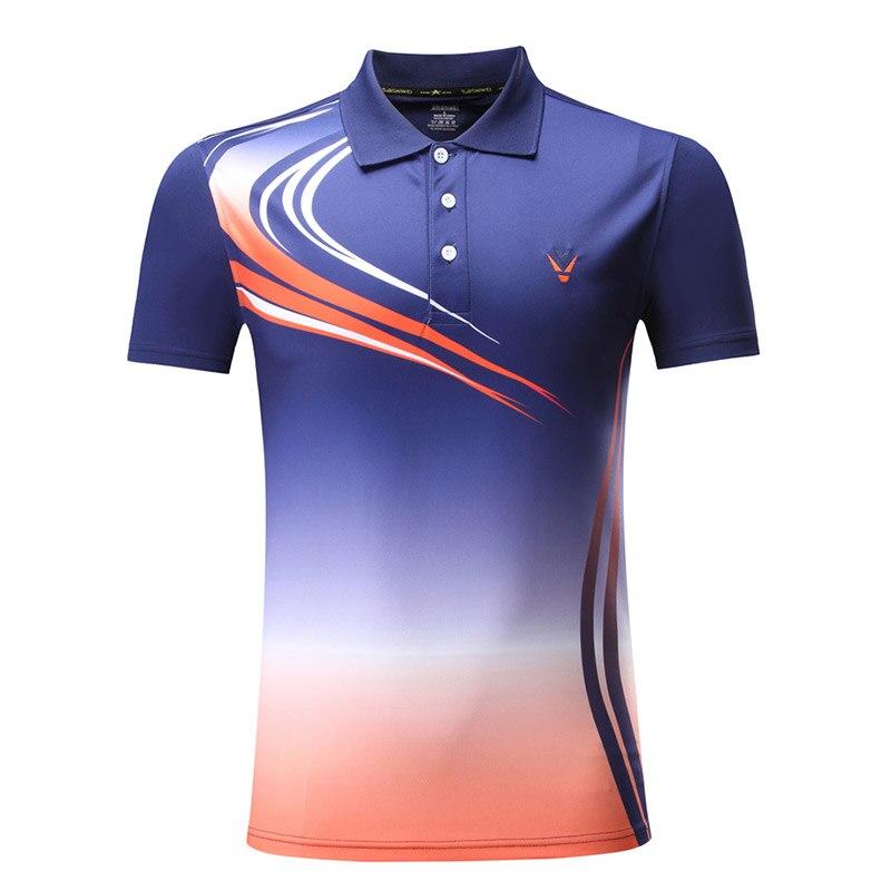 Новый бадминтон платье настольным теннисом Джерси летом пот быстро-Ping пинг-понг теннис Мужская Спортивная одежда Бесплатная доставка