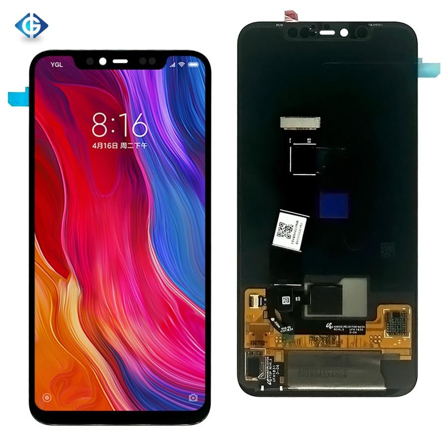 Lcd-Display Xiaomi Touch-Screen-Assembly for Mi8/pro-Screen Full-Lcd Fingerprint Fingerprint