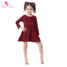 Burgundy Dress Buy Cheap