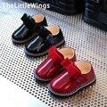 2017 весна новая Мода повседневная одежда мальчиков Плоские малыша обувь Супер мягкие и удобные милые плоские туфли девочек принцесса