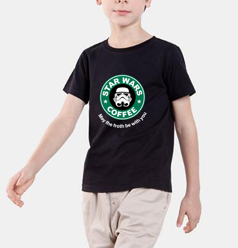 star war kids t shirts 2018 new fashion brand clothing children t-shirts streetwear short sleeve baby boy clothes homme mma tops hot sale kids t shirts cartoon streetwear short sleeve casual o neck boys and girl t shirts tops funny children t shirt homme