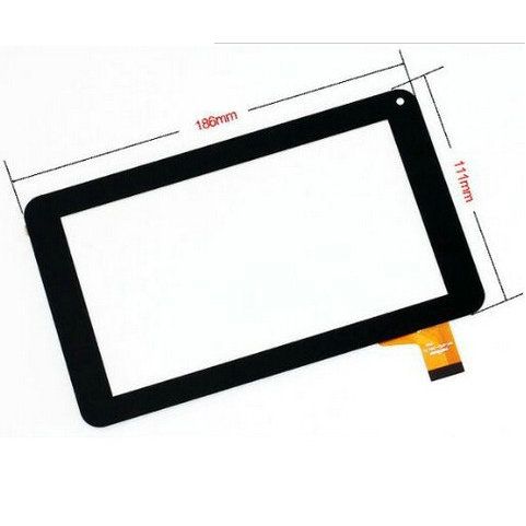 Witblue New For 7 Vonino Orin Qs Tablet Touch screen panel Digitizer Glass Sensor Replacement touch screen replacement module for nds lite