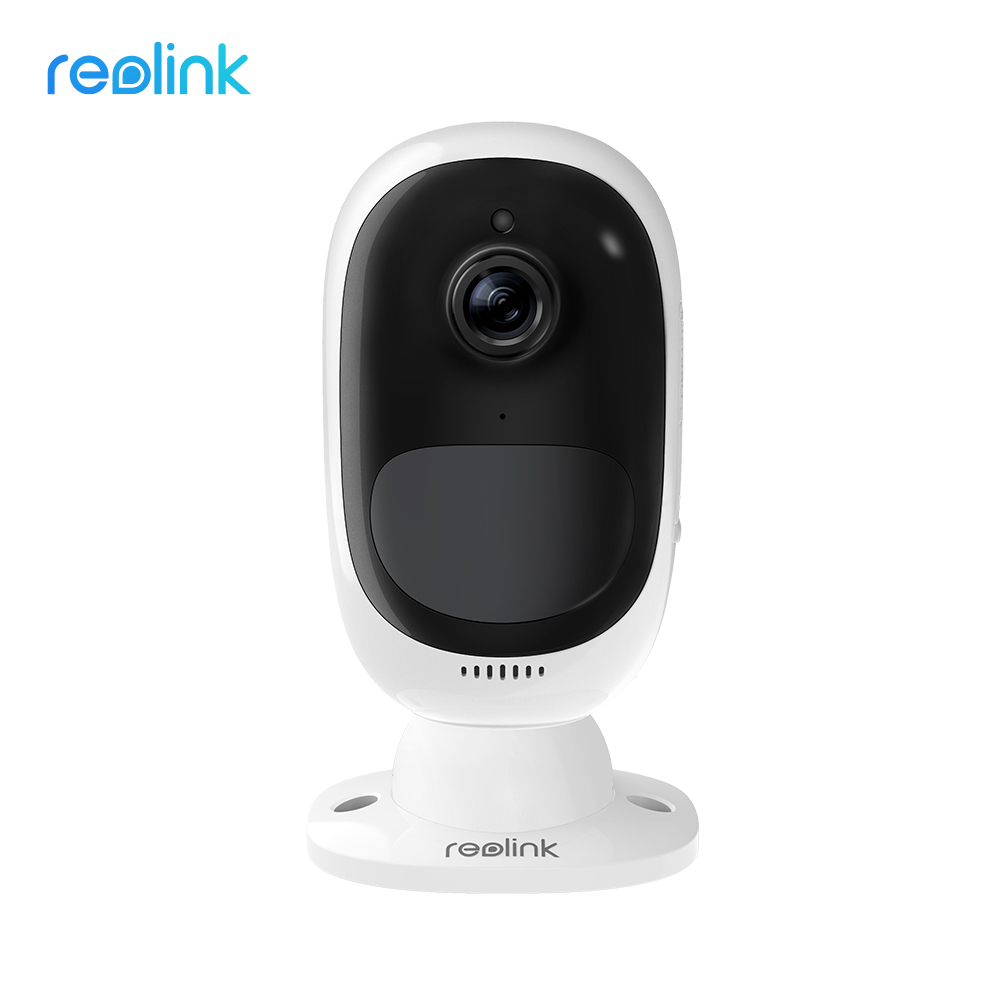 Reolink Argus 2 IP Camera Rechargeable Battery Powered 1080P Full HD Outdoor Indoor Security WiFi Cam