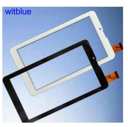 Witblue New touch screen ZYD070-138 V01 For 7 Aoson S7 Tablet Touch panel Digitizer Glass Sensor Replacement witblue new for 10 1 dexp ursus kx350 tablet touch screen panel digitizer glass sensor replacement free shipping