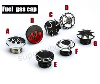 Motorcycle Vented Fuel cap harley road king Gas Tank Cap Harley Sportster oil cap harley Heritage Softail dyna models
