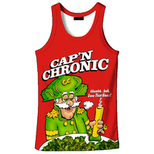 a4b8ba2bf4d REAL American SIZE new fashion 3D Sublimation Print Tank top - plus size