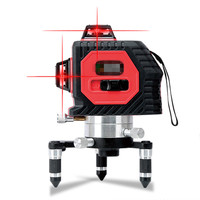 Лазерный уровень красный свет Nivel лазерный Niveau лазерной Rotatif 360 лазерный Nivellement строительные инструменты