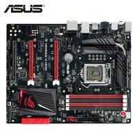 Материнская плата ASUS Maximus VI Hero материнская плата LGA 1150 DDR3 32 ГБ для Intel Z87 Maximus VI Hero Desktop Systemboard SATA III используется