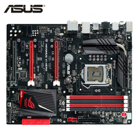 ASUS Maximus VI Hero Motherboard LGA 1150 DDR3 32GB For Intel Z87 Maximus VI Hero Desktop Mainboard Systemboard SATA III Used
