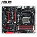 ASUS Maximus VI Hero Moederbord LGA 1150 DDR3 32GB Voor Intel Z87 Maximus VI Hero Desktop Moederbord Systemboard SATA III Gebruikt