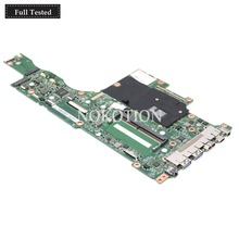 NOKOTION NBGCC11004 NB.GCC11.004 P5RCJ Main board For Acer aspire R5-571 R5-571G Laptop motherboard SR2ZV I7-7500U CPU DDR4