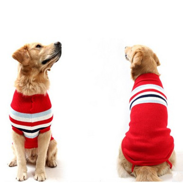 Fashion Comfortable Large Christmas Clothing Pet Pullovers Male Dog Sweater  Cute Clothes Big Dog Clothes Sweaters - Fashion Comfortable Large Christmas Clothing Pet Pullovers Male Dog