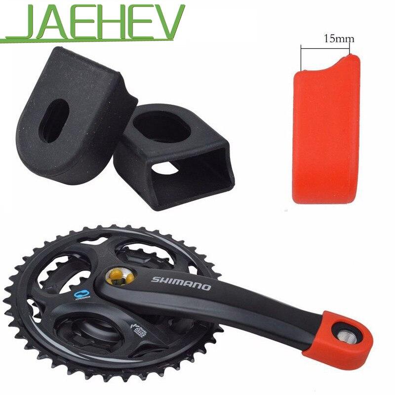 Candy Color Bike Crankset Crank Protective Sleeve MTB Road Bike Bicycle Cycling Crankset Protect Cover Crank Arm Boots 8 Colors