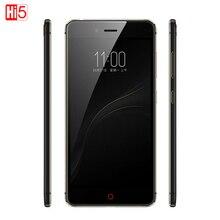 Новый Оригинальный ZTE Nubia Z11 Mini S Мобильный Телефон Snapdragon 625 Octa Ядро 5.2 «4 ГБ RAM 64/128 ГБ ROM 23.0MP LTE Фотографии Эксперт