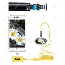 와이파이 내시경 1200P의 HD 카메라 안드로이드 iOS 아이폰에 대한 8mm 와이어 파이프 스네이크 카메라 자동차 검사 카메라 세미 리틀 2M 3.5M 케이블