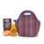Mulheres de alta Qualidade saco de Neoprene Almoço Bolsa Térmica Refrigerador Tote Piquenique Sacos De Comida De Armazenamento para As Mulheres crianças Adulto Portátil