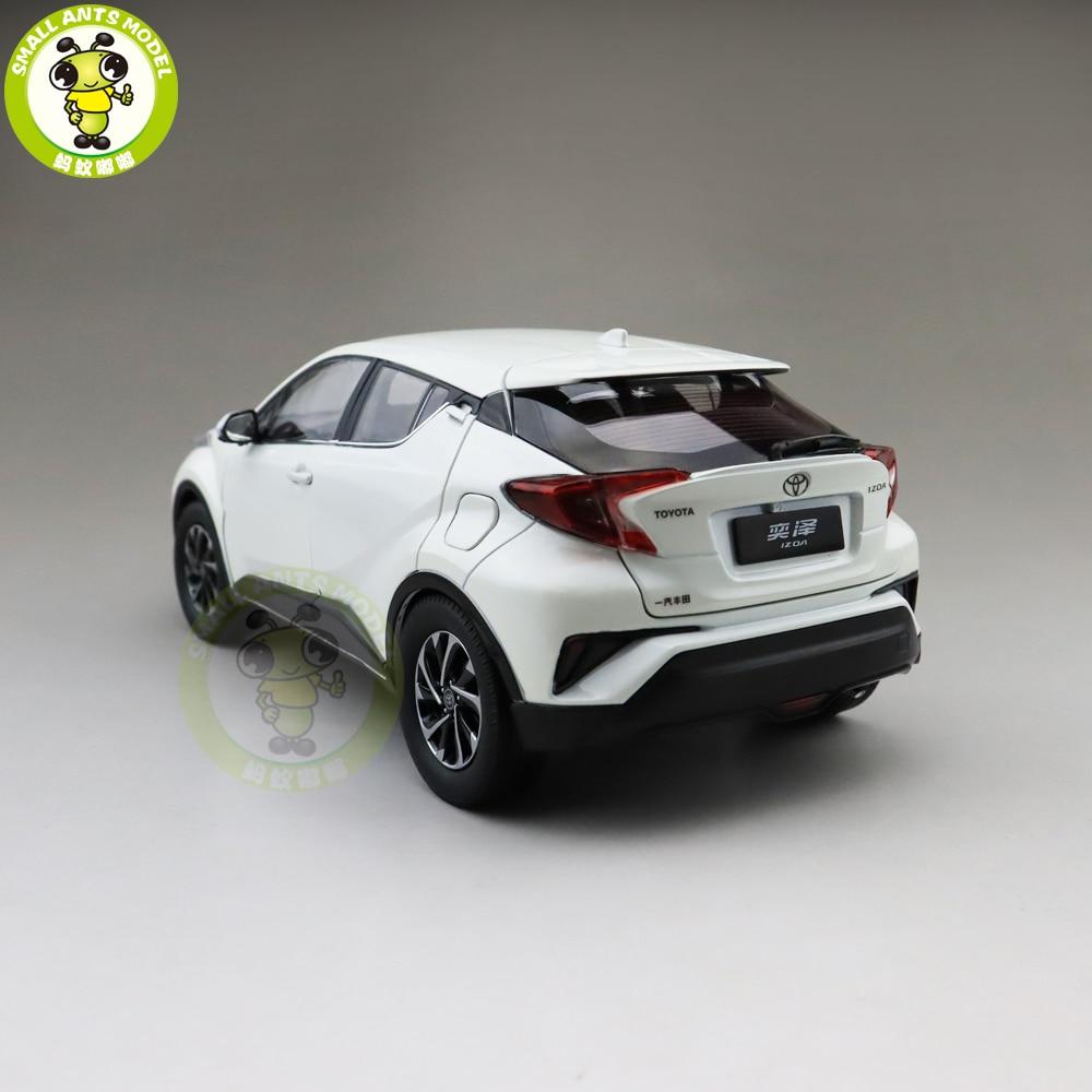 1/18 Toyota IZOA Diecast SUV Auto Model SPEELGOED KIDS Jongens Meisjes Geschenken Wit-in Diecast & Speelgoed auto´s van Speelgoed & Hobbies op  Groep 2