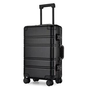 """Image 2 - CARRYLOVE 20 """"24"""" pulgadas spinner llevar en maleta de viaje Carro de cabina de aluminio equipaje rodante en la rueda"""