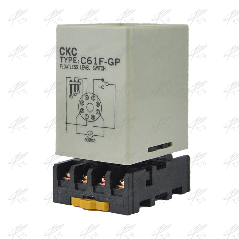 C61F-GP level relay C61F - GP water level controller switch pump automatically switches with base цена